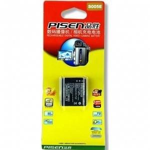 Pin Pisen S005E - Pin máy ảnh  Panasonic