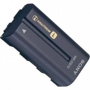 Pin máy quay Sony NP-F570