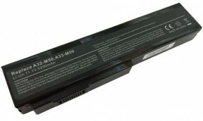Pin laptop Asus M50, M51, N60, N43 , N61J