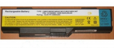 Pin laptop Lenovo C460 G400 G410