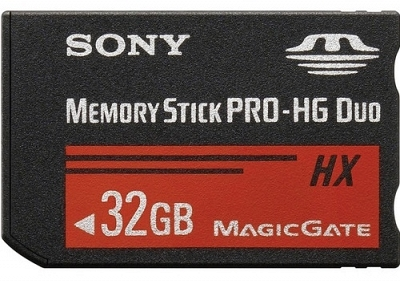 Sony Memory Stick HX-32GB