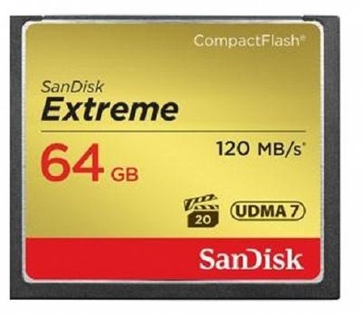 Thẻ nhớ CF SanDisk Extreme 800X 64GB