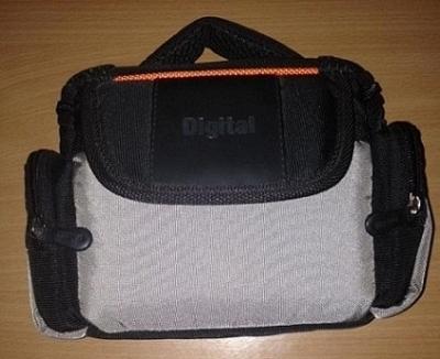 Túi chữ nhật Digital 2 ống nhỏ