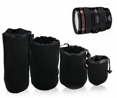Túi đựng lens size S