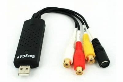 Chuyển từ USB ra AV - Svideo