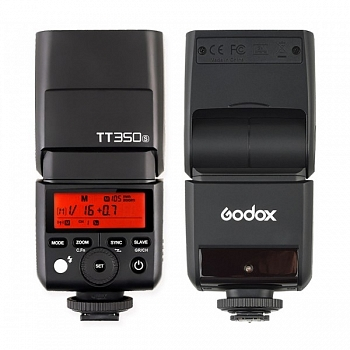 Đèn Flash Godox TT350N for Nikon