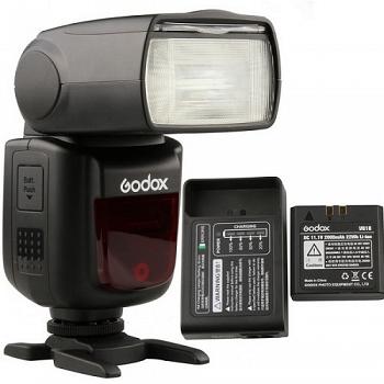 Đèn Flash Godox V860II for Sony (Kèm pin và sạc)