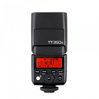 Đèn Flash Godox TT350C for Canon