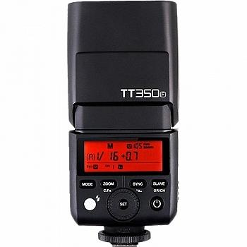 Đèn Flash Godox TT350F for Fujifilm