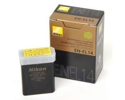 Pin Nikon EN-EL14