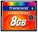Thẻ nhớ Transcend CF 8GB 133X
