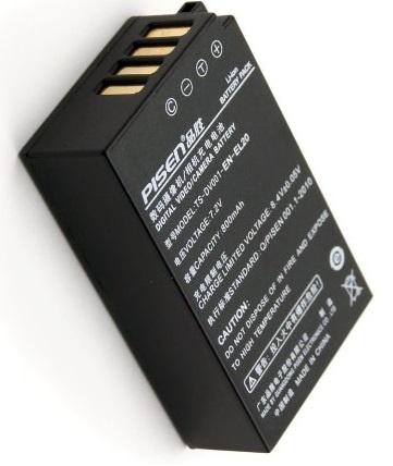 Pin Pisen for Nikon EN-EL20 chất lụogn, giá rẻ - Hiphukien.com